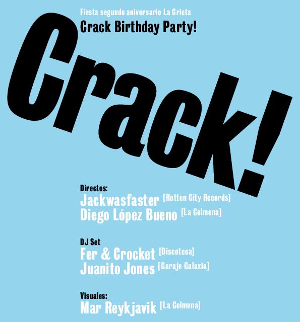 Crack! 2 años de La Grieta