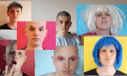 Performance: 'Canceridentity' de jovendelaperla