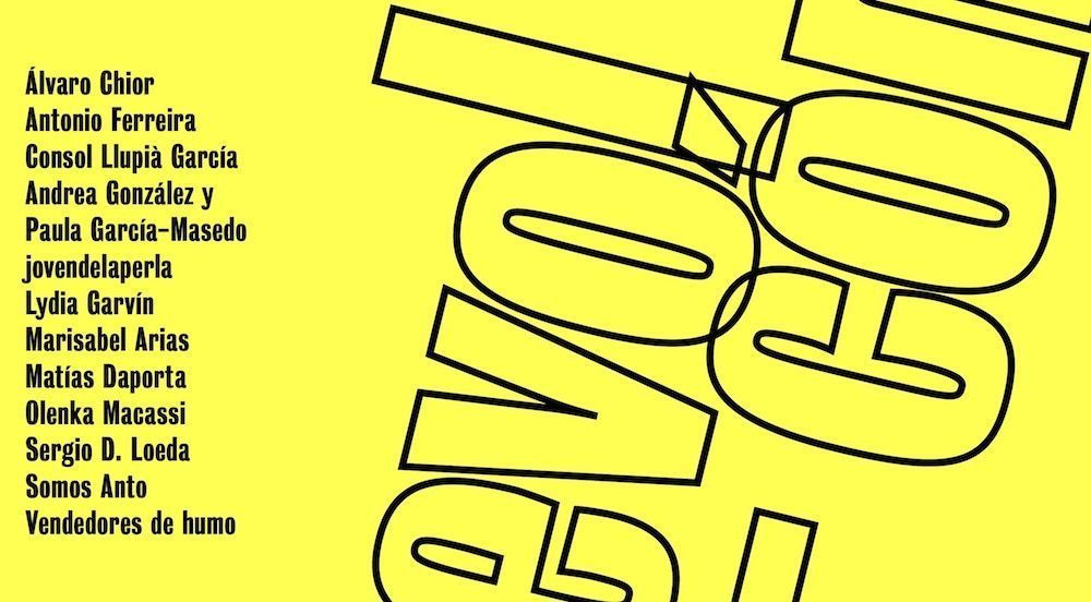 Revolcón! Exposición inaugural de la III edición de La Colmena